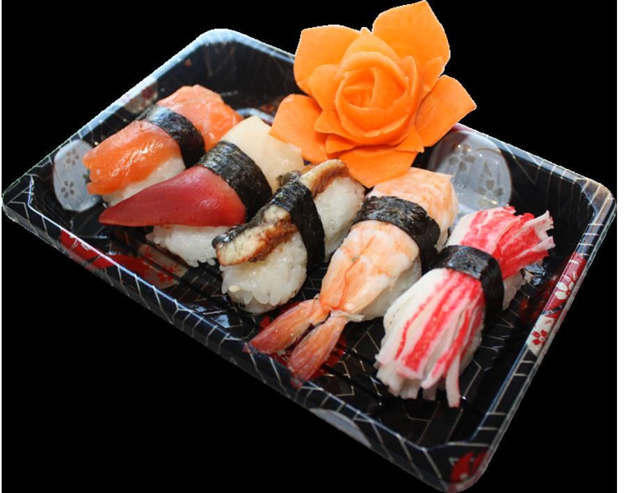 Sushi-DeChineseMuurErp